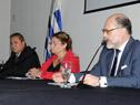 Instalación de la Comisión, encabezada por Edith Moraes