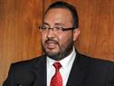 Ministro de Obras Públicas, Servicios y Vivienda de Bolivia, Milton Claros
