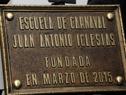 Vázquez, en inauguración de la Escuela de Oficios de Carnaval Juan Antonio Iglesias