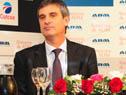Álvaro García, en el almuerzo de ADM