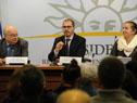 Palabras del prosecretario de la Presidencia, Juan Andrés Roballo