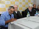 Firma de cesión en comodato de un predio en Guayubirá para construir una policlínica, salón comunal y espacios deportivos