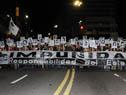 Vigésimo segunda Marcha del Silencio en Montevideo