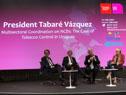 Presidente Tabaré Vázquez en Geneva Graduate Institute