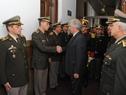 Llegada del presidente de la República, Tabaré Vázquez
