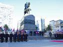 Vázquez en acto que conmemora los 253 años del nacimiento del prócer José Gervasio Artigas