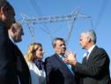 Canciller Rodolfo Nin Novoa visita instalaciones del Complejo Hidroeléctrico de Salto Grande