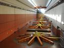 Instalaciones del Complejo Hidroeléctrico de Salto Grande