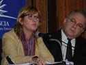 Subsecretaria Cristina Lustemberg, en el acto por el Día Nacional de Prevención del Suicidio