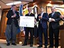 Vázquez recibe el título doctor honoris causa