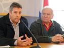 Secretario para el Adulto Mayor de la Intendencia de Montevideo, Leonel Molinelli
