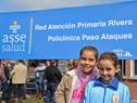 Nueva Policlínica de ASSE en Paso Ataque, departamento de Rivera
