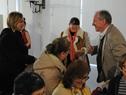 Ministro Ernesto Murro saluda a los asistentes a la conferencia