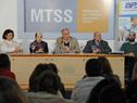 Ministro Ernesto Murro, haciendo uso de la palabra