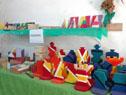 Trabajos realizados por los jóvenes en talleres de Cecap