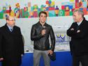 Alfredo Etchandy, Santiago Urrutia y Carlos Fagetti
