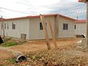 Obras de viviendas en ciudad de Salto