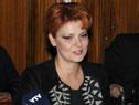 Ministra de Trabajo y Justicia Social de Rumania, Lia Olguta