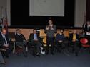 Director de OPP, Álvaro García, haciendo uso de la palabra