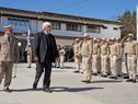 Ministro Eduardo Bonomi en acto de 63.º aniversario de la Policía Nacional de Tránsito