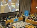 Presidente Tabaré Vázquez en Naciones Unidas