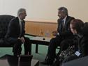 Presidentes Tabaré Vázquez y Lenín Moreno