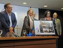 Presentación del sello conmemorativo del Día del Patrimonio 2017