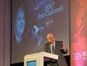 José Clastornik, director de AGESIC, haciendo uso de la palabra