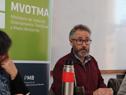 Salvador Schelotto en audiencia con organizaciones de la sociedad civil