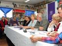 Audiencia de autoridades del MEC con vecinos de Rocha