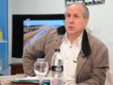 Ministro Ernesto Murro, haciendo uso de la palabra, en Rocha