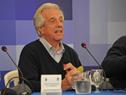 Tabaré Vázquez se dirige a la ciudadanía