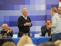 Vázquez recibe un obsequio de parte de un ciudadano de Rocha
