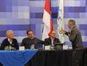 Vecino plantea inquietud al Presidente Vázquez