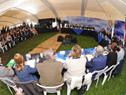 Consejo de Ministros abierto en 19 de Abril, Rocha.