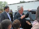Vázquez se retira del Consejo de Ministros