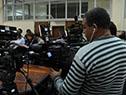 Conferencia de prensa del Ministerio de Trabajo sobre denuncia de trabajador rural