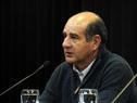 Presidente de la Federación Ciclista, Federico Moreira