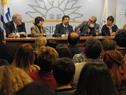 Conferencia de entrega de Premio Óscar Arnulfo Romero