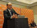 Presidente de Antel, Andrés Tolosa