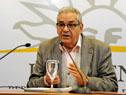 Ministro interino de Ganadería, Enzo Benech