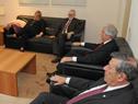 Vázquez mantuvo encuentro con el próximo director de la Organización Mundial de Turismo