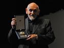 Ceremonia de entrega de la medalla Delmira Agustini al actor, escritor y director Villanueva Cosse