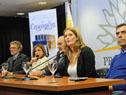 Jefa de Evaluación y Monitoreo del Plan Ceibal, Cecilia Hughes