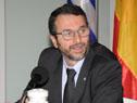 Director nacional de Aguas y presidente de la XVIII Codia, Daniel Greif