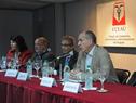 Ministro de Trabajo y Seguridad Social, Ernesto Murro, durante su discurso