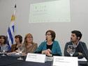 Ministra de Desarrollo Social, Marina Arismendi