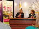 Conferencia lanzamiento sobre proyectos vinculados a la producción agropecuaria para mujeres rurales