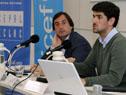 Subdirector de la Oficina de Planeamiento y Presupuesto, Santiago Soto encabeza la presentación
