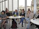 Presentación de libros sobre pobreza infantil en Uruguay